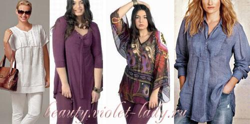 Модные Блузки Для 50Летних Женщин