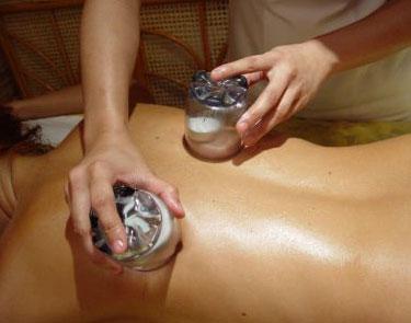 Польза баночного массажа