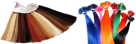 Итальянские волосы для наращивания