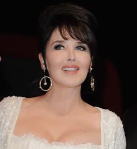 Изабель Аджани  54 года
