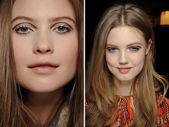Модный макияж осень-зима 2011-2012: Anna Sui