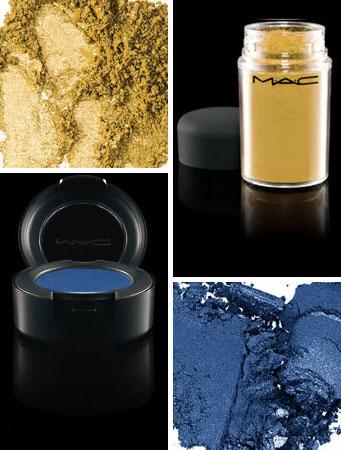 Модный макияж осень-зима 2011-2012: косметика МАС