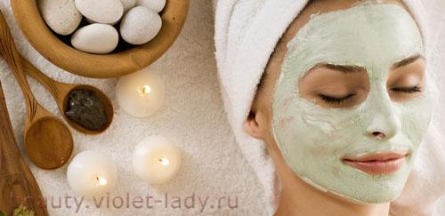 Домашние маски для лица для сухой кожи