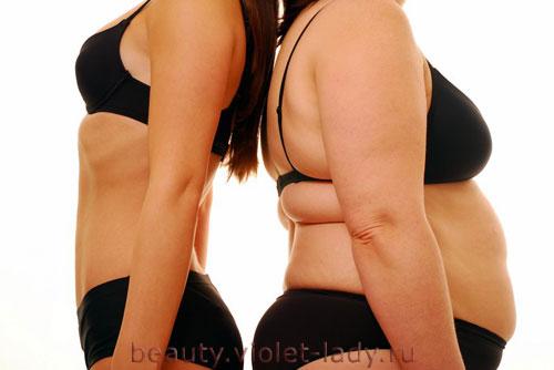 как сразу похудеть в животе
