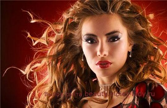Макияж для женщин «осеннего» типа