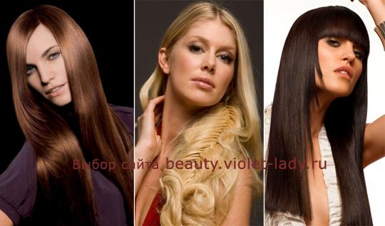 прически для длинных волос для лица овального типа