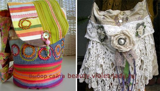 Кастомайзинг или переделка старой одежды