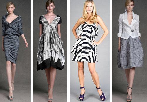 Платья для худых