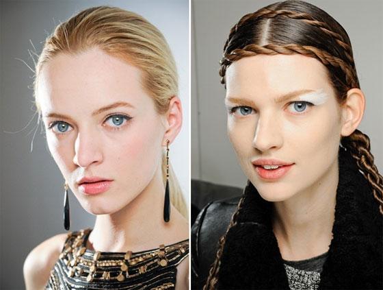 Beauty-тренды осени 2012. Его Величество Светлый Тон