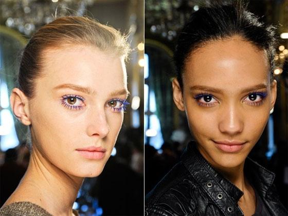 Beauty-тренды осени 2012. Цветной полет
