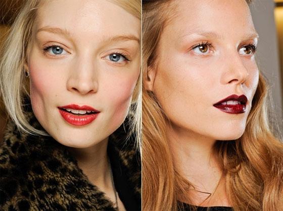 Beauty-тренды осени 2012. Винный призыв