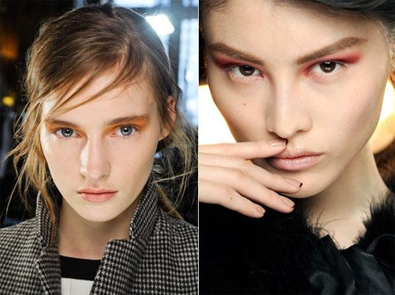 Beauty-тренды осени 2012. Колеровая моногамия