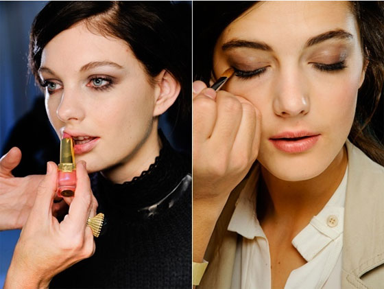 Beauty-тренды осени 2012. Сексуальная дымка