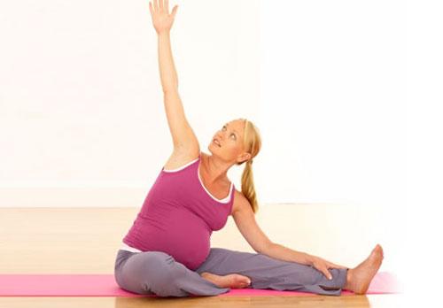 Полезен ли пилатес для беременных?