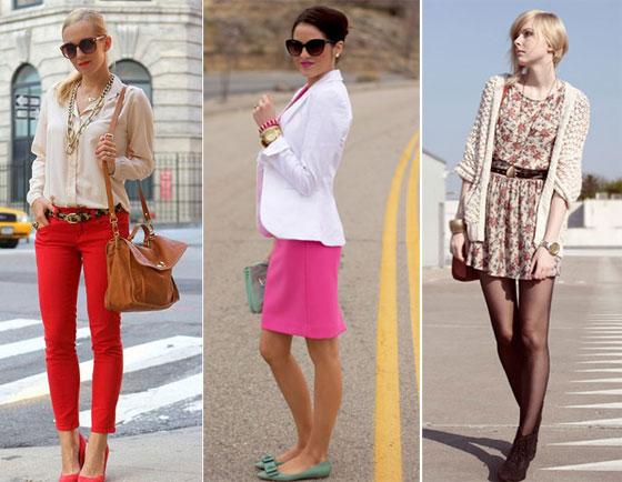 Как подобрать модную одежду