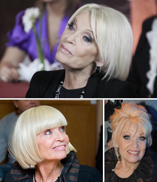 фото женщин за 60 с волосатыми письками