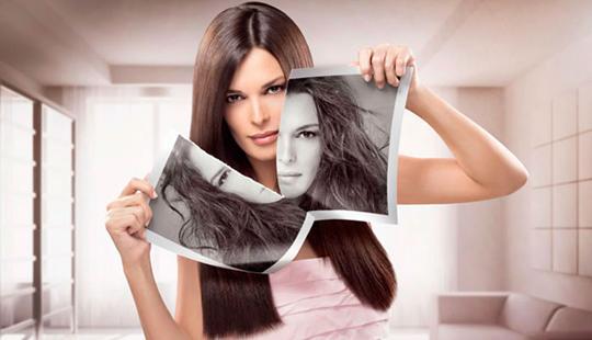 Смешанный тип волос: правила основного ухода