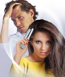 Лазерная расческа: как остановить выпадение волос