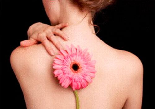 как похудеть в спине и плечах