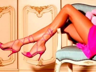 дряблая кожа на ногах