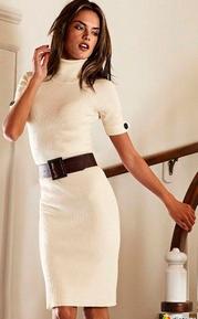 как одеваться худым и высоким девушкам