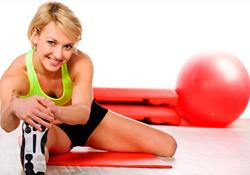 как похудеть в коленях