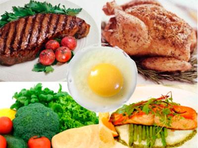 Фаза стабилизации диеты Дюкана