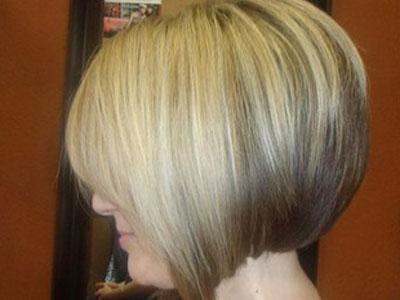 Прически каре на светлые волосы 103