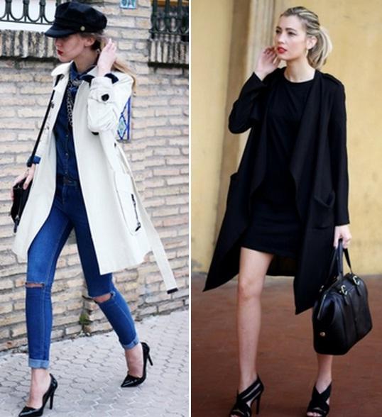фото девушек в кожаных куртках
