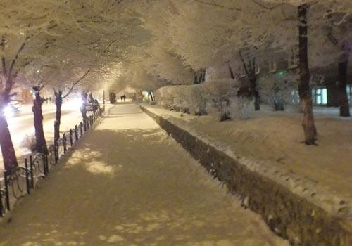 прогулки зимой для хорошей фигуры