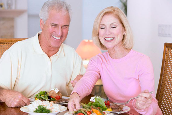 какие продукты эффективны против старения