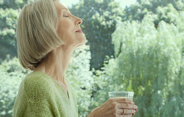 напитки от старости