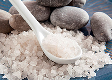 Соль морская - польза и красота