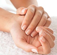 Процедуры по укреплению ногтей во время беременности
