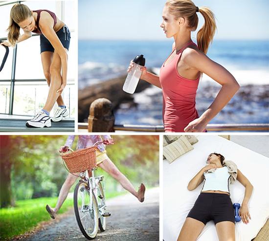 Как восстановить напряженные мышцы после силовых нагрузок