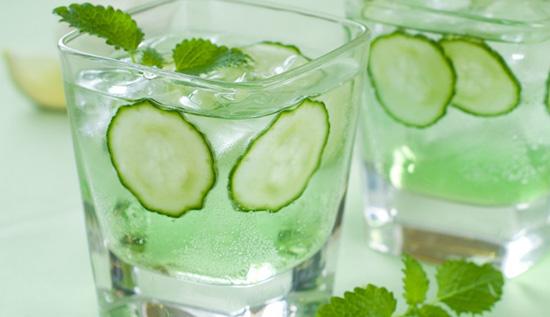 Целебная вода для похудения