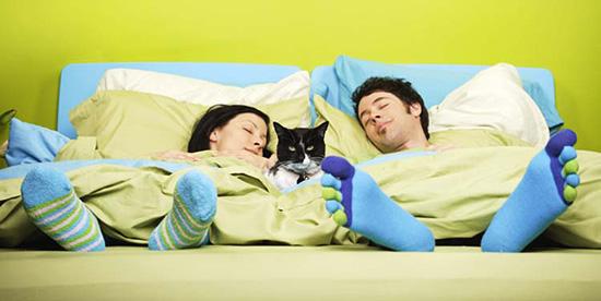 Здоровый и продолжительный сон