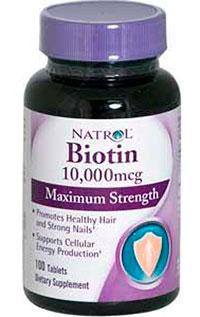 что такое биотин