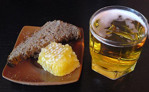 ингредиенты для маски их хлеба