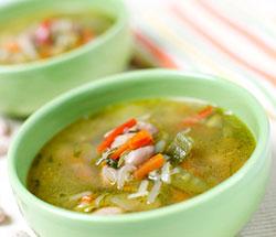 суп с сельдереес