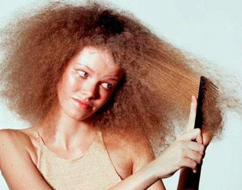 средства чтобы волосы не пушились