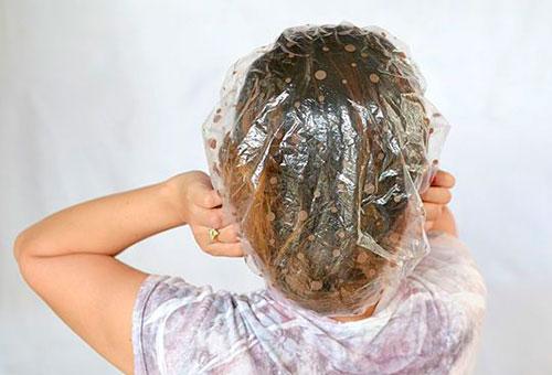 маски для волос с яйцом и медом