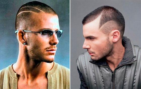 Прически для лысеющих мужчин