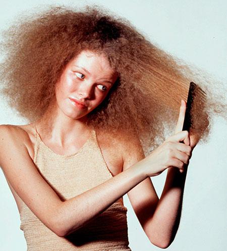 эпиляция волос на голове