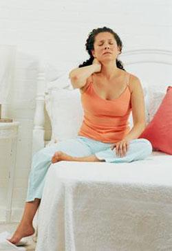 Как правильно расслабить мышцы шеи