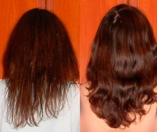 Масло облепиховое для волос о