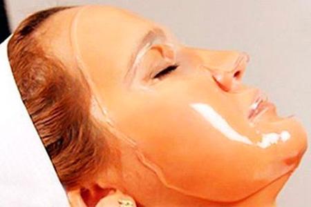 Маска для волос с желатином и глицерином