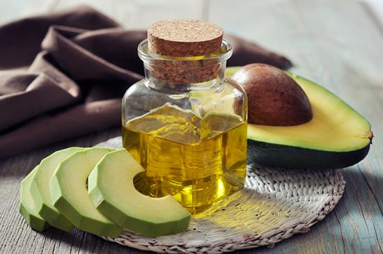 Маски из авокадо для ухода за кожей