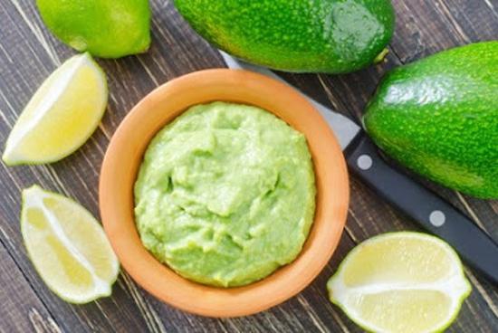 Рецепты красоты из авокадо с лимоном