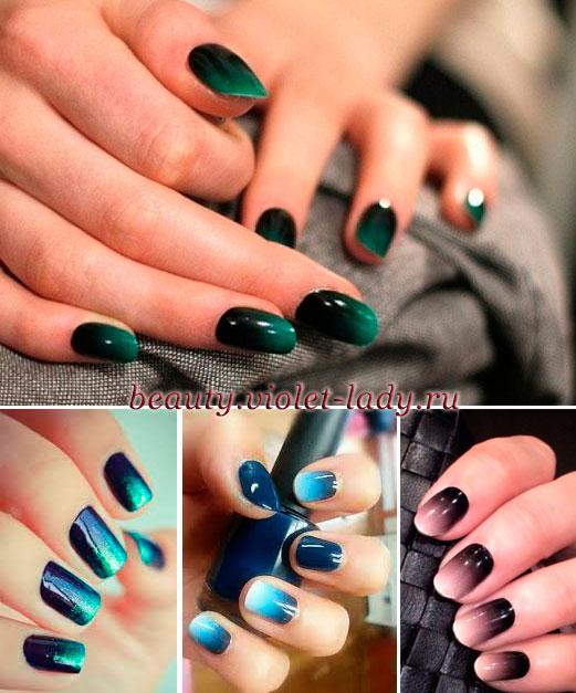 Модные рисунки на ногтях при помощи иголки – дизайн своими руками новые фото
